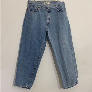 Levi comfort fit 38-30 men's jeans